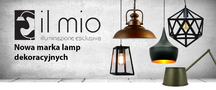 Nowa marka lamp dekoracyjnych od firmy Polux Sanico